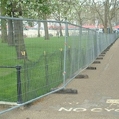 Quality Temporary Fencing Hire